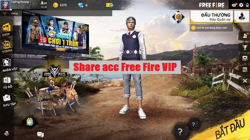 Share  200 acc Free Fire VIP 2021 Share-acc-free-fire